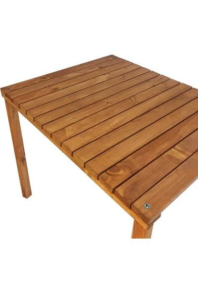 Fokai Wood TBL-3001 Portatif Kamp Piknik Masası