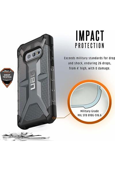 UAG Plasma Samsung Galaxy S10e Kılıf - Koyu Saydam