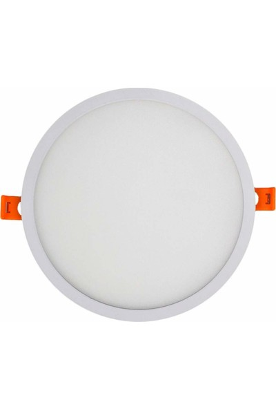 Led Pazarı 24W LED Panel Spot Slim