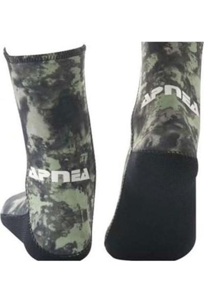 Apnea 5 Mm Dalış Çorabı Kamuflaj
