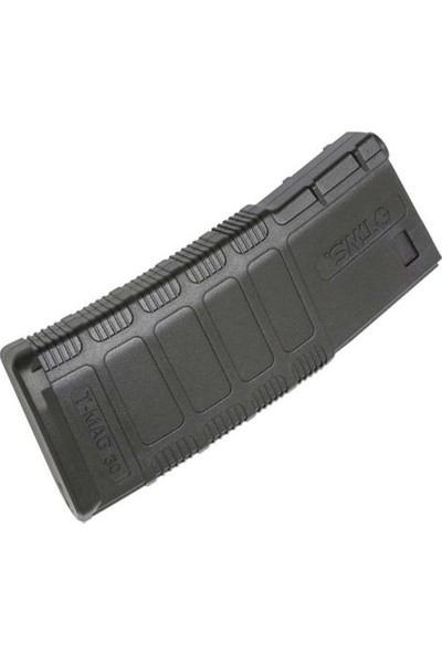 King Arms140Bb Mid-Capa Tmag M4 Şarjör - Siyah- Siyah