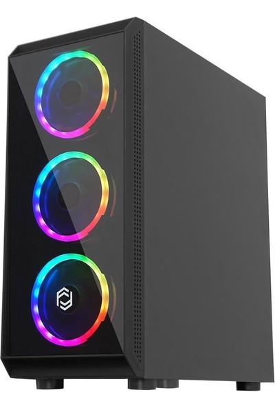Go Gamer GG52 Intel Core i5 9400F 16GB 1TB + 512GB SSD GTX1660Ti Freedos Masaüstü Bilgisayar