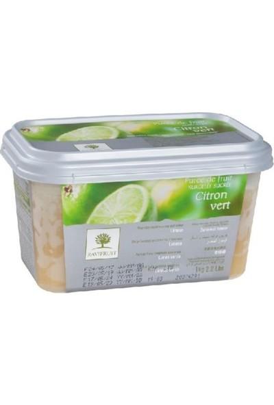 Ravıfruıt Lıme (Misket Limonu) Püresi 1 kg