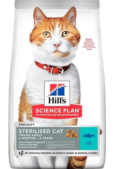 Hills Sterilised Ton Balıklı Kısırlaştırılmış Kedi Maması 3 kg