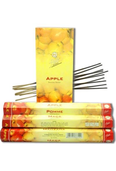 Flute Tütsü Elma Apple 120 Adet Sticks Incense