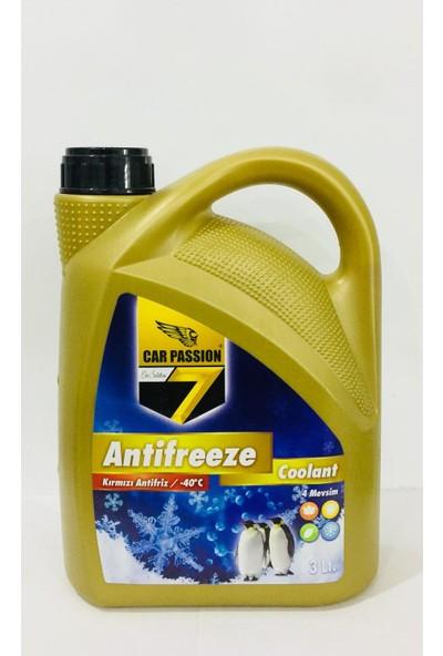Effective Car Passion Antifiriz 3 lt -40°c
