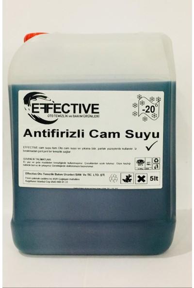 Effective Antifirizli Cam Suyu 5 lt