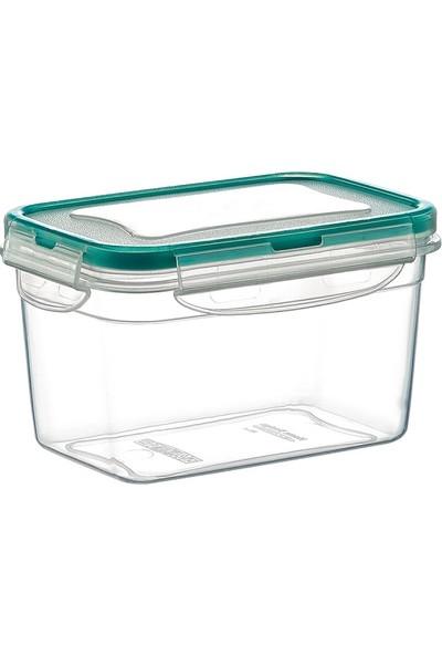 Meleni Home Fresh Box Dikdörtgen Derin Sızdırmaz Saklama Kabı 1,3 lt