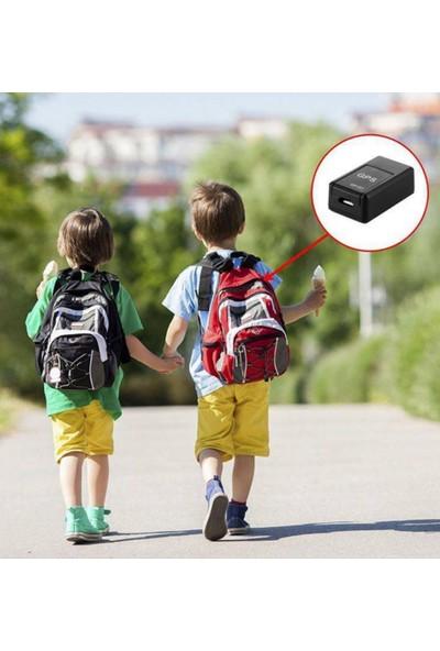 Mediatech GPS Mini Taşınabilir Takip Cihazı