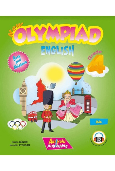 Akıl Yolu Publishing Olympiad English 4. Sınıf Gold Test