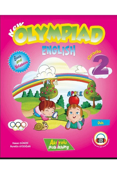 Akıl Yolu Publishing Olympiad English 2. Sınıf Gold Test