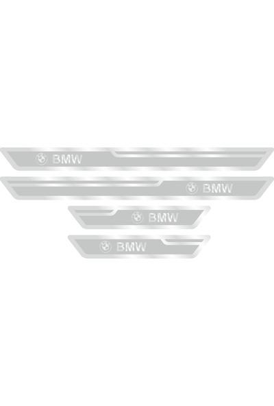 Bmw Gümüş Kapı Eşiği, Kapı Karşılama 4'lü Set