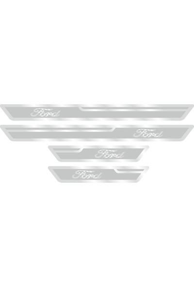 Ford Gümüş Kapı Eşiği, Kapı Karşılama 4'lü Set
