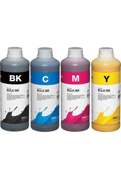 Inktec Pigment 970 971 973 976 991 4x1 lt 4 Renk Mürekkep