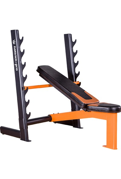 Hattrick-Pro Ef-22 Adjustable Bench Press Profesyonel