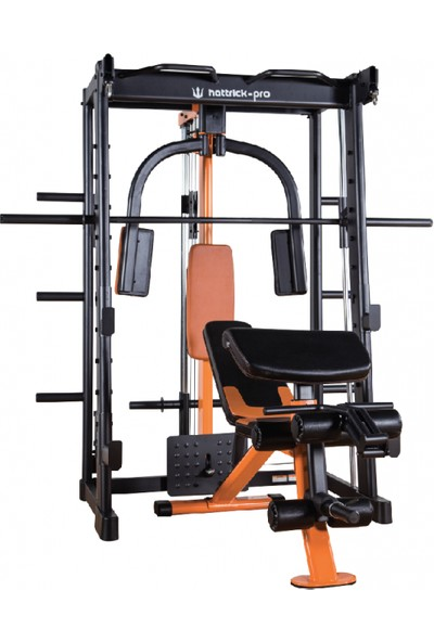 Hattrick-Pro St-02 Olympıc Smith Rack And Beac