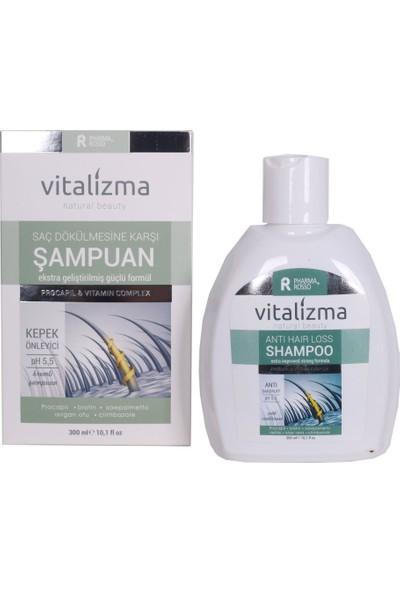 Vitalizma Anti Hair Loss Shampoo Kremli Procapil&Vitamin Complex