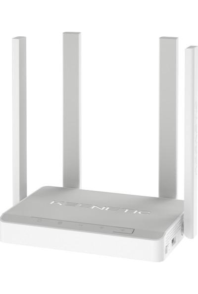 Keenetic Viva AC1300 4x5dBi Cloud VPN Dualcore MU-MIMO Beamforming WPA3 2xUSB 5xGE Fiber Mesh WiFi Router