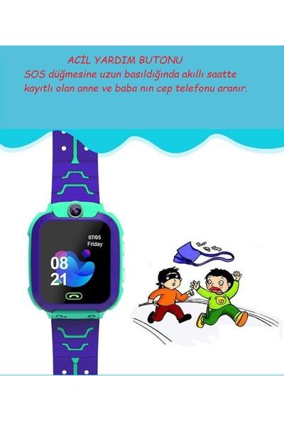 Q12 Akıllı Çocuk Takip Saati