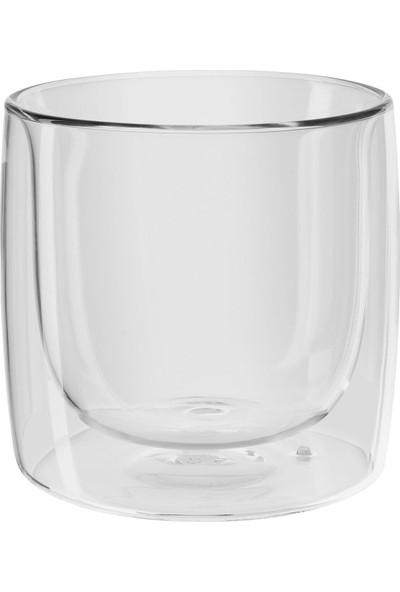 Zwilling Sorrento Çift Camlı 2'Li Viski Bardağı - 266 Ml 266 Ml