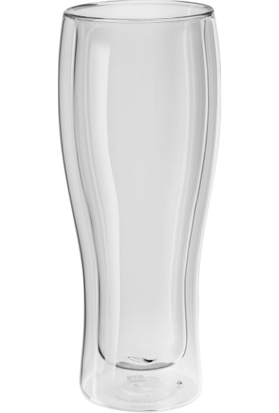 Zwilling Sorrento Çift Camlı 2'Li Bira Bardağı - 414 Ml 414 Ml