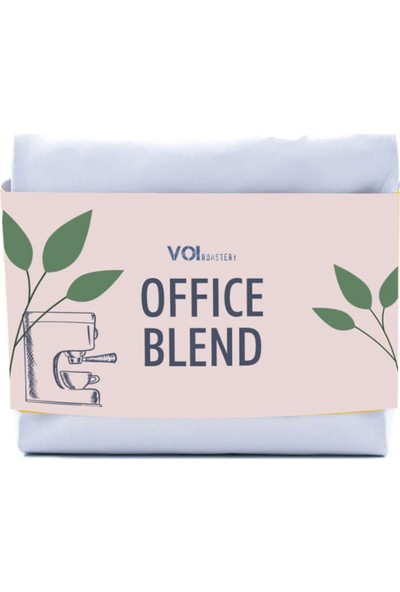 Voi Office Blend Filtre Kahve 250 gr Öğütülmüş