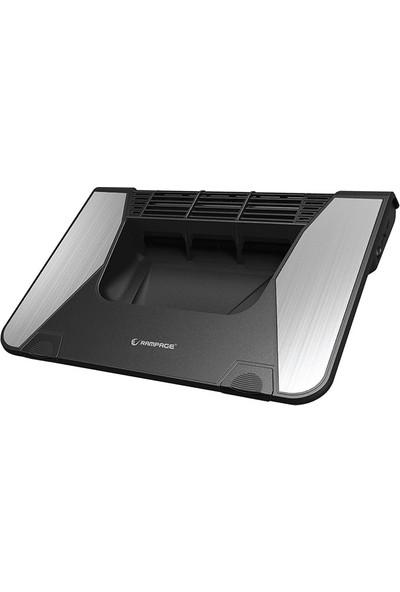 Addison Rampage Frosty Çapraz Akış Fanı 12'' - 19'' Oyuncu Notebook Soğutucu Stand