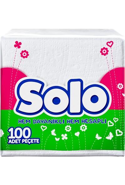 Solo Peçete 100 'lü