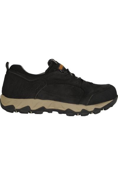 Scootland 1012 Siyah Deri Tracking Erkek Spor Bot Ayakkabı