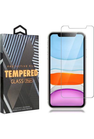 Toucan Apple iPhone 11 Pro / iPhone XS / iPhone X Temperli Cam Ekran Koruyucu 9h Slim Hd