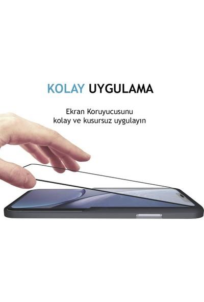 Toucan Apple iPhone 11 Pro / iPhone XS / iPhone X Temperli Cam Full Ekran Koruyucu Kolay Kurulum 9h Slim Hd