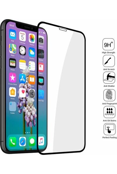 Toucan Apple iPhone 11 Pro MaX / iPhone XS MaX Temperli Cam Full Ekran Koruyucu 9h Slim Hd