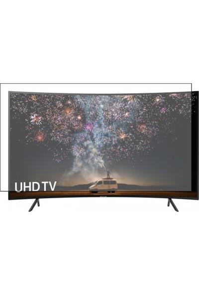 Nunamax Samsung 55Ru7300 Curved Uyumlu Tv Ekran Koruyucu