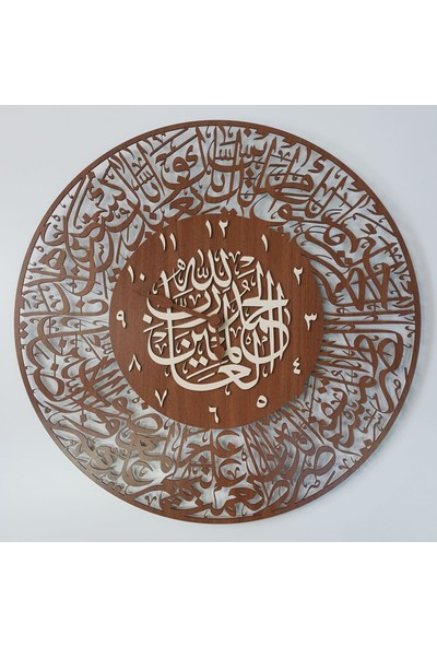 Fatiha Suresi Saati