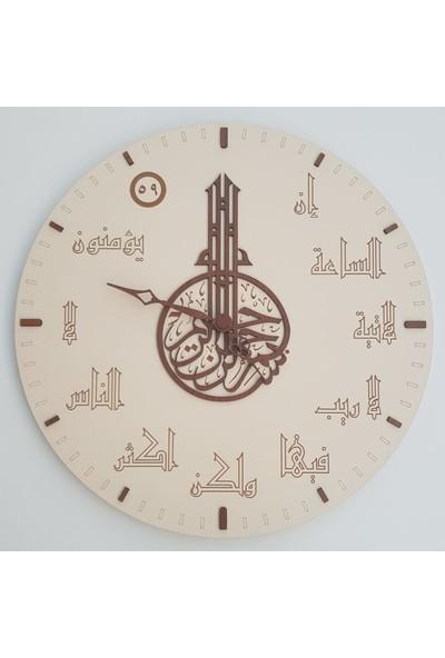 Mümin Süresi Saati