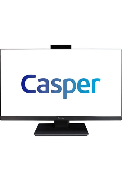 "Casper Nirvana A5H.9700-B500R-W Intel Core I7 9700 16GB 1tb HDD + 240 GB SSD Windows 10 Pro Fhd 23.8"" All In One Bilgisayar"