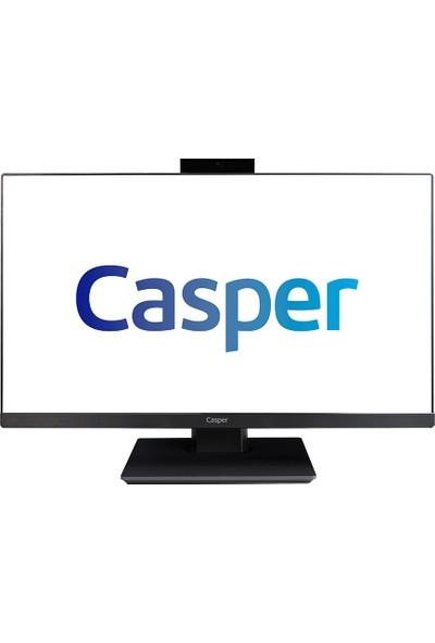 """Casper Nirvana A5H.9700-BE00X-W Intel Core I7 9700 16GB 480GB Sss Freedos Fhd 23.8"""" Fhd All In One Bilgisayar"""