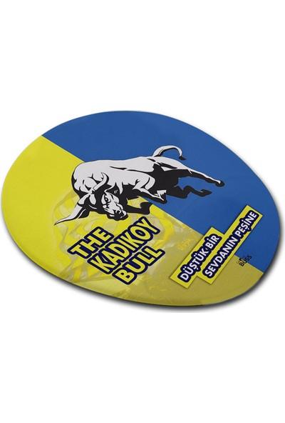 Gameboss Kadıköy Bull Taraftar Bilek Destekli Mouse Pad