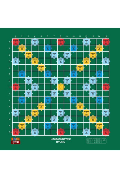 Tele1 Oyun Kelime Üretme Oyunu