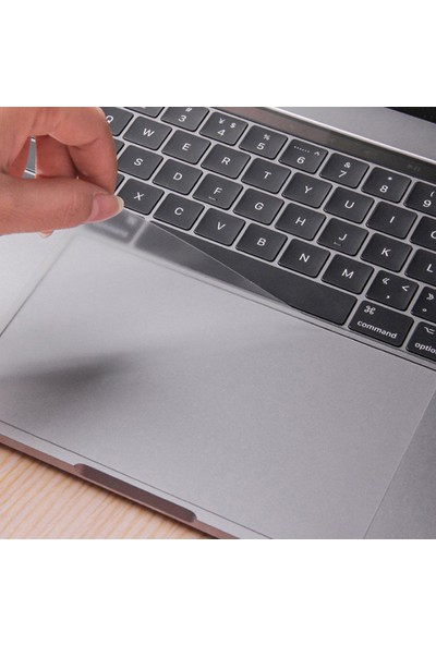 Mediatech Apple Macbook Touchbar 13 Touchpad/Trackpad Koruyucu Film