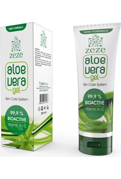 Fg Zeze Aloe Vera Gel 200 ml