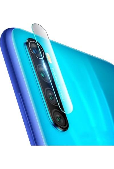 Ally Al-31593 Xiaomi Redmi Note 8 Tempered Kırılmaz Cam Kamera Koruyucu