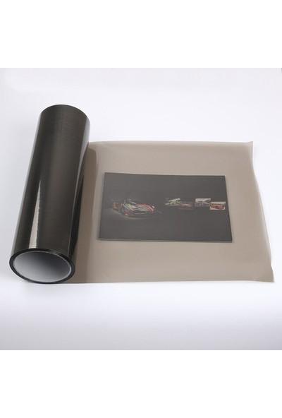 Oto Aksesuarcım Far Filmi Açık Siyah 1 mt x 30 cm