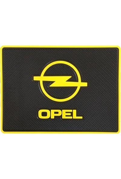 Oto Aksesuarcım Opel Torpido Üstü Kaydırmaz Ped Telefon Tutucu