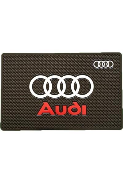 Oto Aksesuarcım Audi Torpido Üstü Kaydırmaz Ped Telefon Tutucu