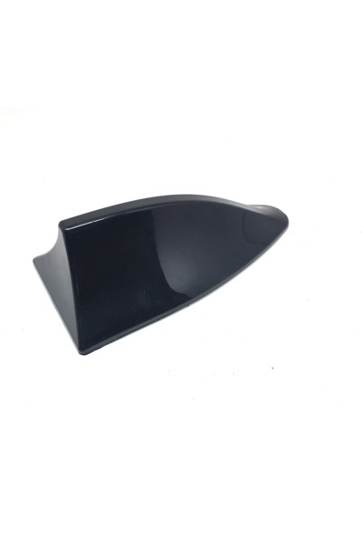 Oto Aksesuarcım Balık Sırtı Jaws Elektronik Anten Siyah YES405S