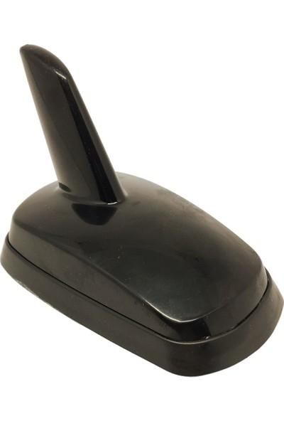 Oto Aksesuarcım Balık Sırtı Süs Anten Audi Tip Siyah YES030S