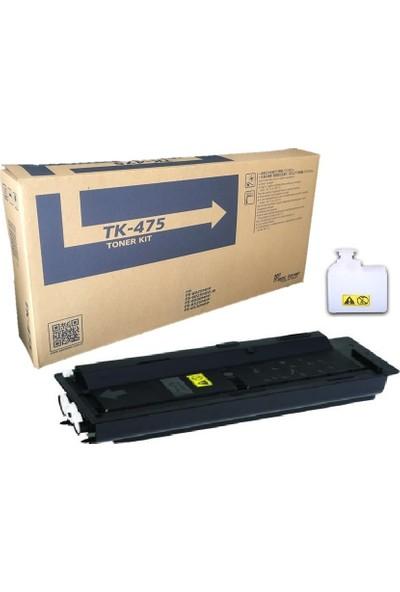 Epc Kyocera Mita TK-475 Sayfa FS6530/FS6525/FS6025 Toner Kit - Siyah