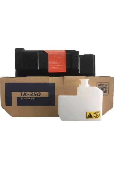 Emge Toner Kyocera TK-350 Çipli FS3040/FS3140/FS3920 Toner - Siyah