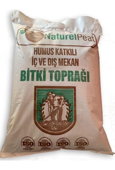 Naturel Peat İç ve Dış Mekan Bitki Toprağı Torf Saksı Toprağı 40 lt
